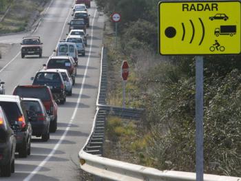 Tráfico ya no esconderá los radares móviles y publicará su ubicación
