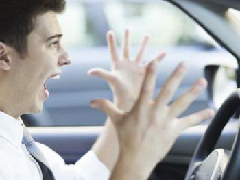 El estrés al volante